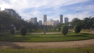 Passeio Público, Lapa's park